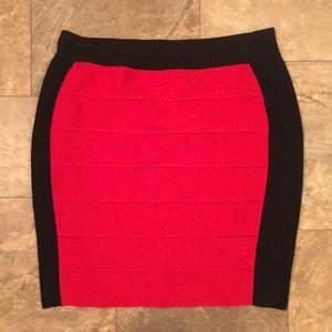 Sexy Designer Black Bandage Wiggle Career Skirt